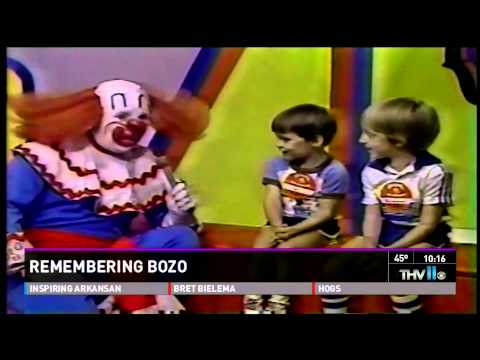 Bozo the Clown - Little Rock, Arkansas