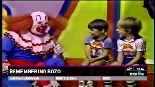 Bozo the Clown - Little Rock, Arkansas