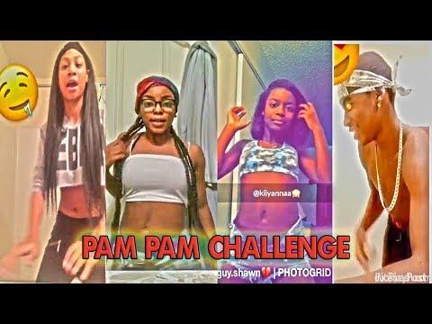 Pam Pam Challenge Dance Compilation 2018_ Compilation 2018 #litdance #dancetrends #refillwiddkaii