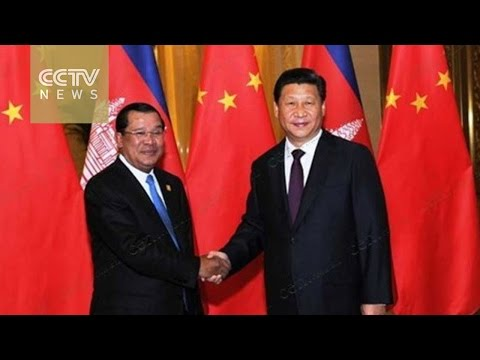 China-Cambodia ties: President Xi Jinping, PM Hun Sen oversee signing of bilateral deals