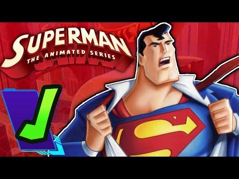 Superman the Animated Series Season 1 - Better Than BTAS?