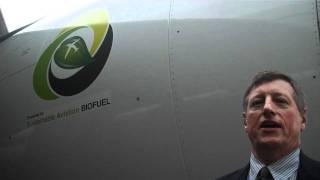Aircraft Biofuel | GEnx | Paris Airshow 2011