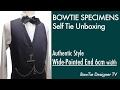 Bow Tie Brand online shop for sale/Wide Pointed End 6cm/BOWTIE SPECIMENS