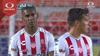 Autogol de Brayan Beckeles | Necaxa 1 - 1 Tijuana | Clausura 2019 - Jornada 8 | Televisa Deportes