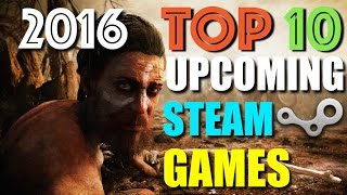 Top 10 Steam Games of 2016 and 2017 for PC! [1080p] HD