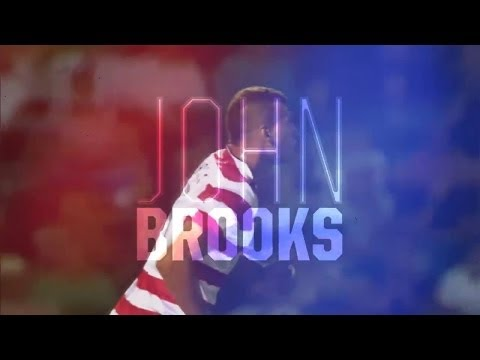 John Brooks: 2014 #USMNT Roster Video Card