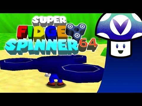 [Vinesauce] Vinny - Super Fidget Spinner 64