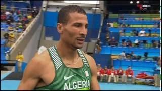 Coup de gueule de Makhloufi contre les responsables du sport.