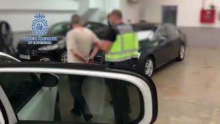 Dos detenidos por un atraco con arma de fuego en un banco de León
