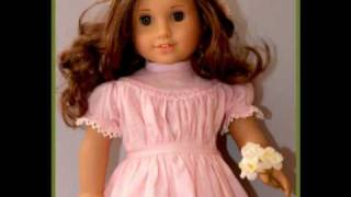 Dresses For Rebecca By Dollhouse Designs
