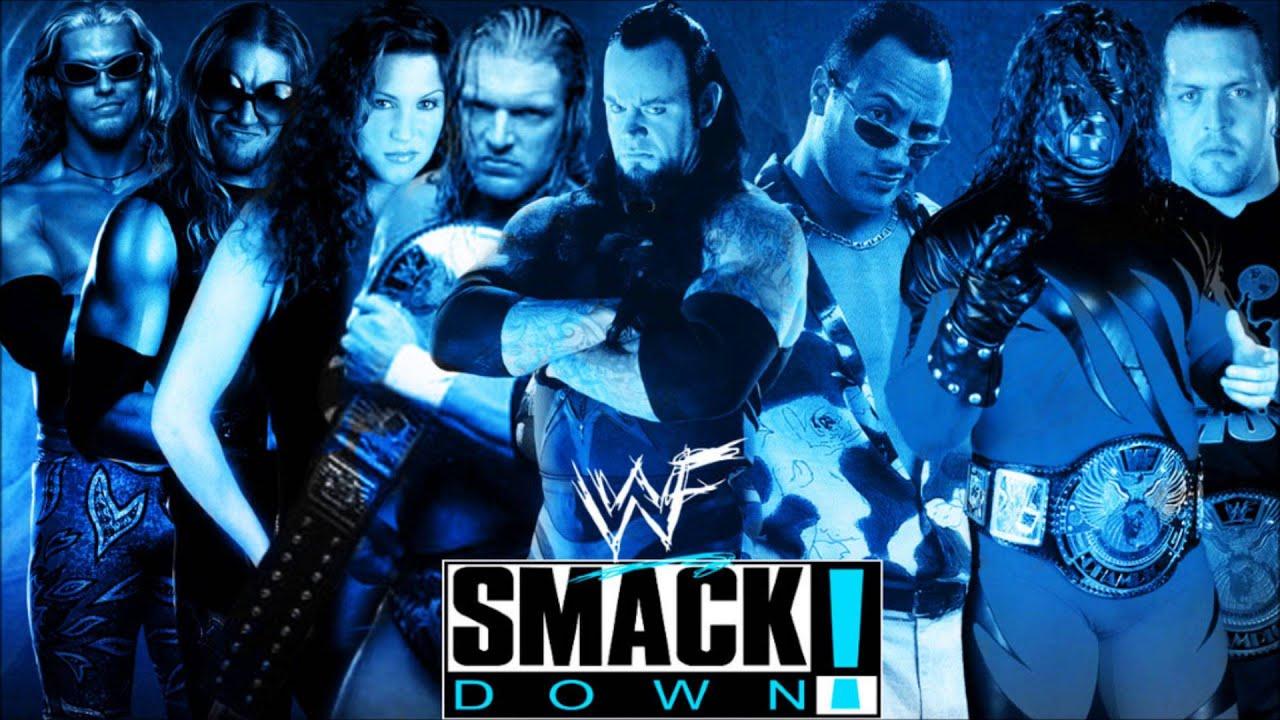 نتيجة بحث الصور عن wwe smackdown 1999