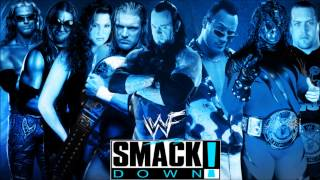 WWF SmackDown (1999-2001) - Everybody On The Ground +DL