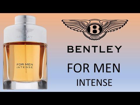 Parfumuri Barbatibentley For Men Intenseedp2013 Youtube