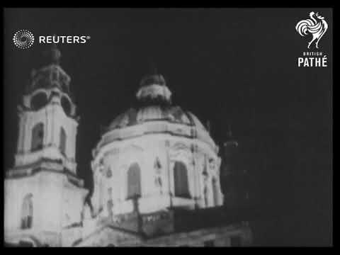 CZECHOSLOVAKIA: Prague: St. Wenceslas' Millenary (1929)