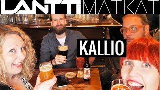 Kallio - mitä tehdä Helsingin Kalliossa?
