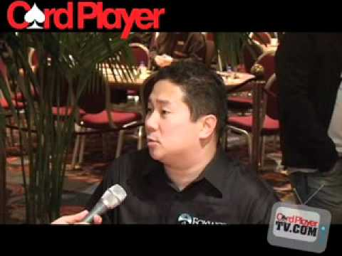 Poker Strategy -- Bernard Lee on Preparing For Tournaments