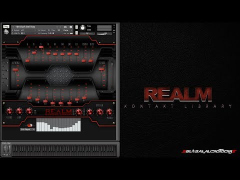 Global Audio Tools-Realm Kontakt Library Sound Demonstration