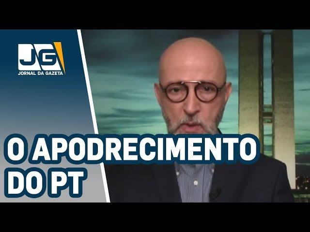 Josias de Souza / O apodrecimento do PT