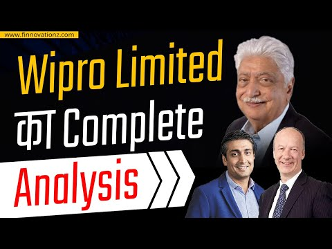 Complete Analysis of Wipro Limited   In Hindi