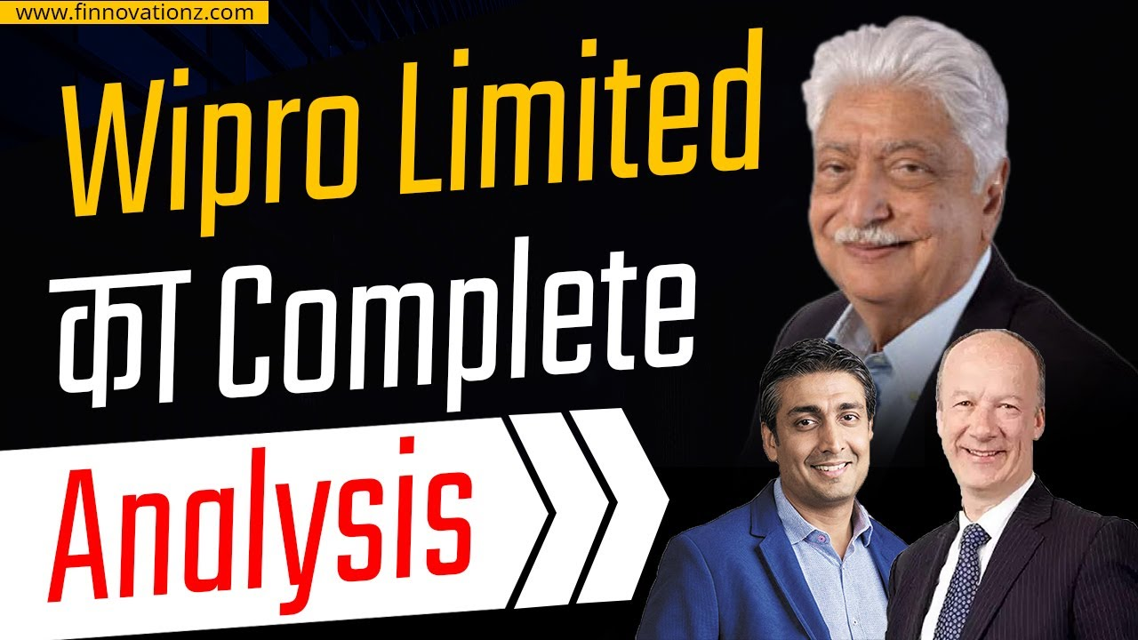 Complete Analysis of Wipro Limited | In Hindi