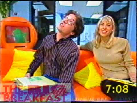 The Big Breakfast - The 1996 Relaunch complete episode