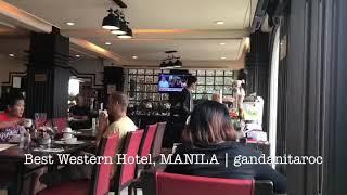 Breakfast Buffet, Best Western Hotel- Manila | gandanitaroc