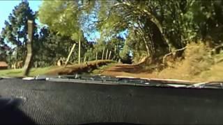 Onboard imersiva Qualifying - Marco Malucelli/Vini Anziliero - Rally de Erechim 2017