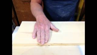 Sanding Efficiently - The second Step In Furniture Refinishing