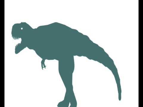 MZA :tarbosaurus vs apatosaurus (Old)