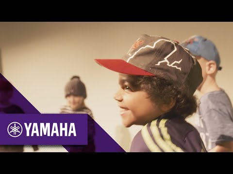 Early musical education with Yamaha - Why is it so important to bring music to our children?