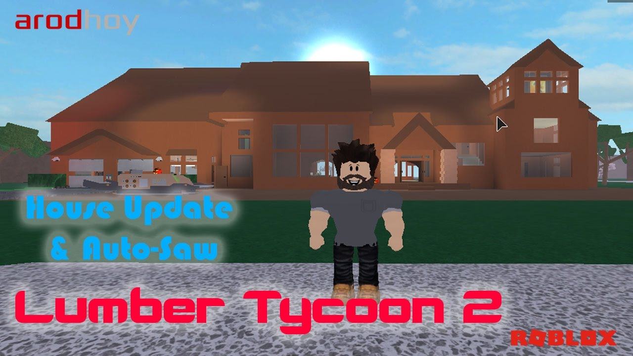 Roblox lumber tycoon 2 how to get