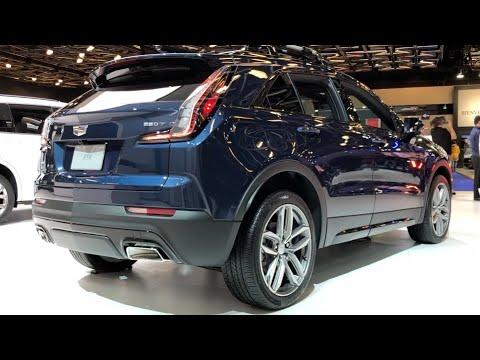 2020 Cadillac Xt4 350t Awd 237hp Carbon Metallic In Depth Video Walk Around Youtube