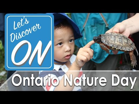Let's Discover ON - Ontario Nature Day