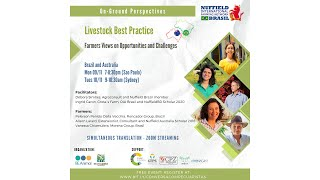 Best Practice in Livestock - Farmers Experiences from Brazil and Australia
