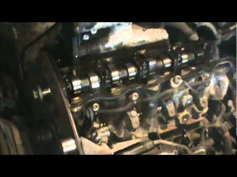 how to change hydrolic lifters in a holden 6 youtube
