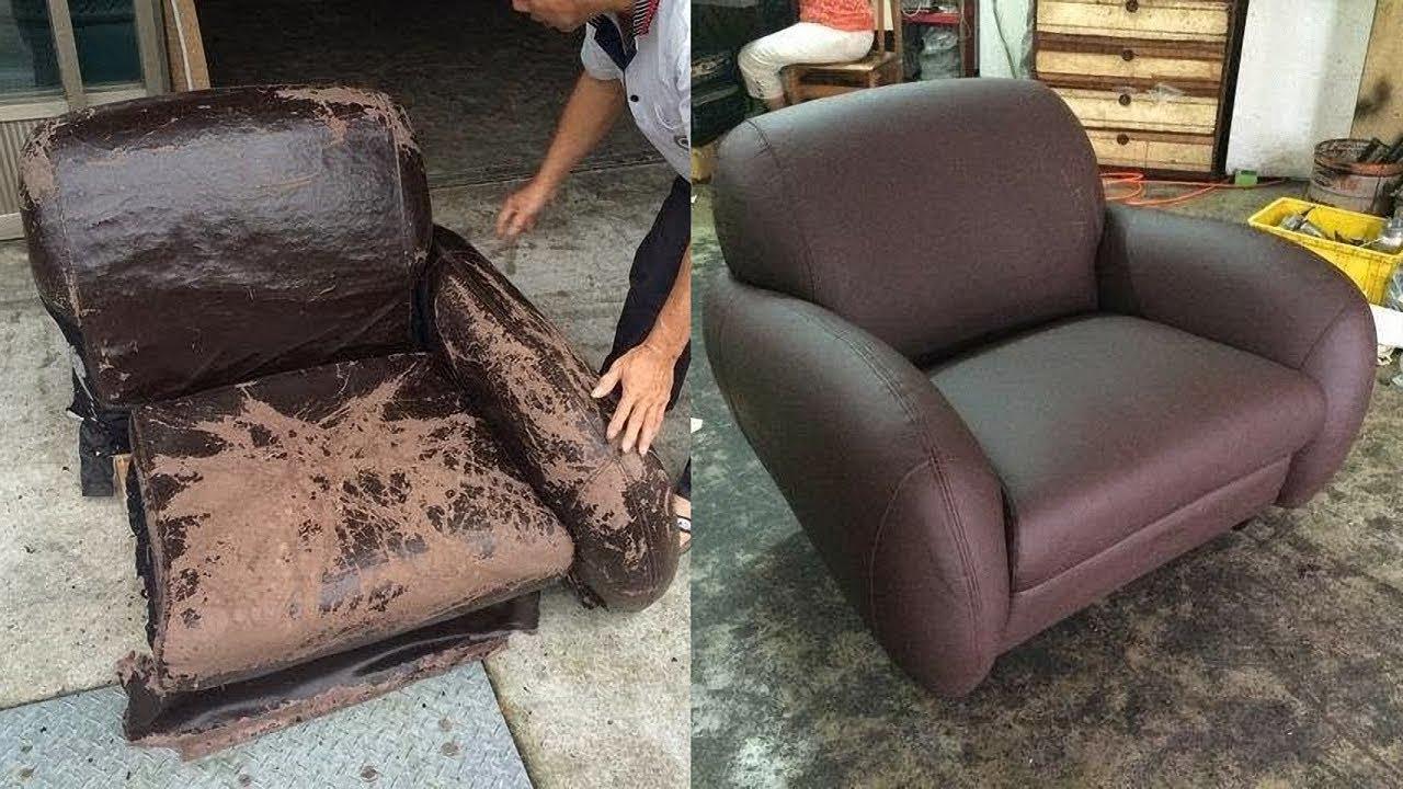 Bọc Ghế Sofa TPHCM - Hình Ảnh Thực Tế Quy Trình Bọc Sofa