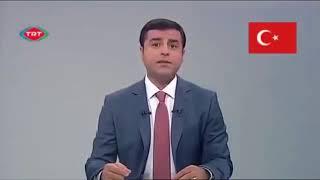 Selahattin Demirtaş TRT Konuşması 2018