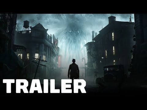 The Sinking City – Cinematic Trailer (Death May Die)