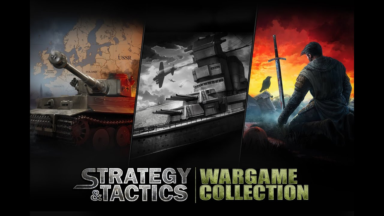 Strategy & Tactics: Wargame Collection - PC - Buy it at Nuuvem
