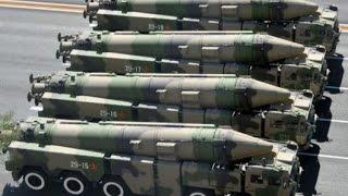 挑戰新聞軍事精華版--中國五種武器威脅美國