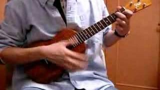 Jake Shimabukuro - Wish On My Star(cover)