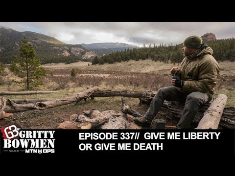 EPISODE 337: Give Me Liberty Or Give Me Death
