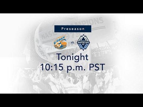 Vancouver Whitecaps FC vs V-Varen Nagasaki