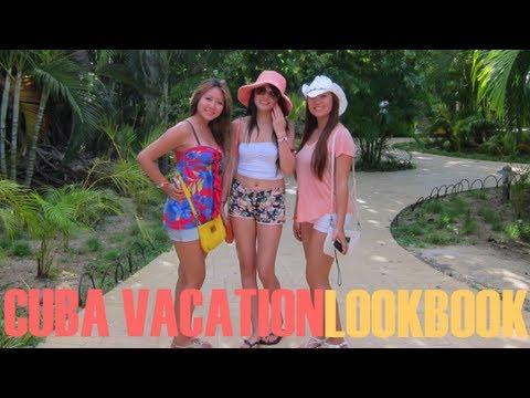 Lookbook: Cuba Vacation (ft. Genn & Leely!)