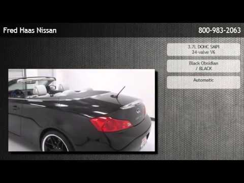 2009 Infiniti G37 Convertible Louetta Youtube