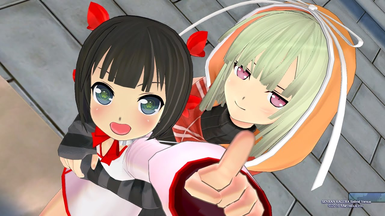 [Anime/Game do Mês] - Senran Kagura 3/3 Maxresdefault