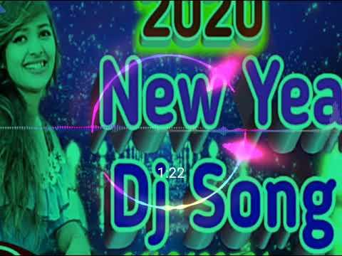 2020 Naya Saal  Ka Superhit  DJ Mix Song Amrit Babu Hi Tech Basti Rajkamal Basti