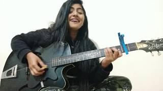 Leja Re cover by preety semwal | dhvani Bhanushali