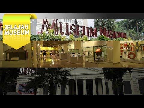 JELAJAH MUSEUM - Museum Nasional