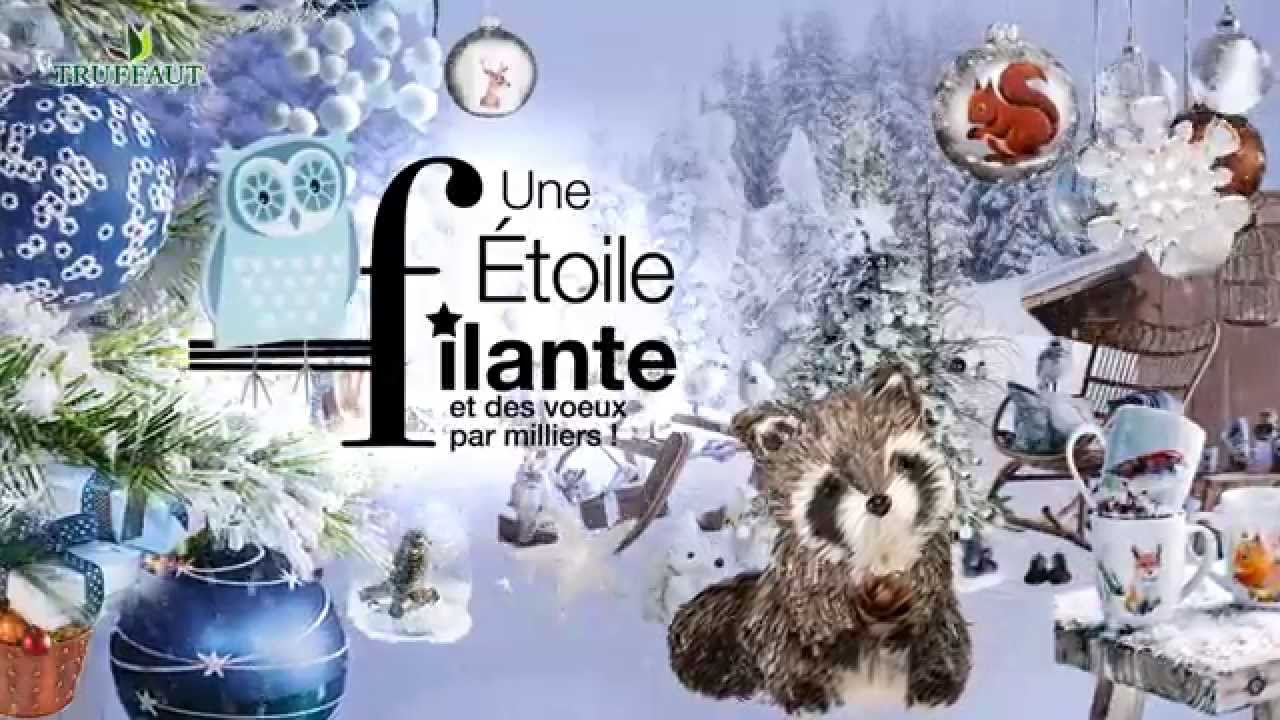 D corations de no l truffaut 2015 jardinerie truffaut tv for Youtube decoration de noel